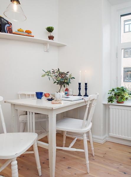 Обеденный стол для маленькой кухни - 1