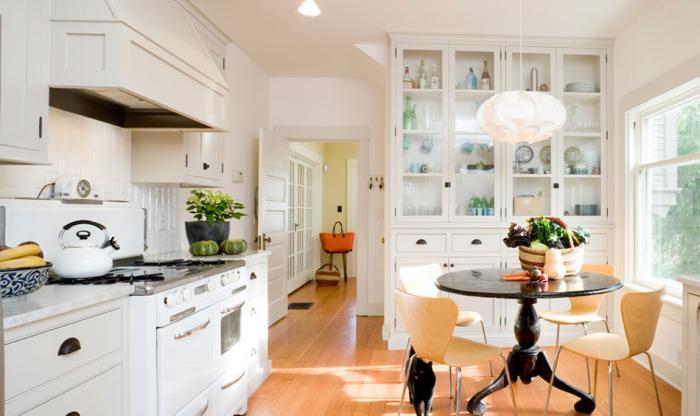 Обеденный стол для маленькой кухни - 4