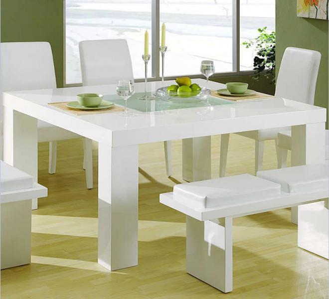 Квадратнаяформа обеденного стола - 1