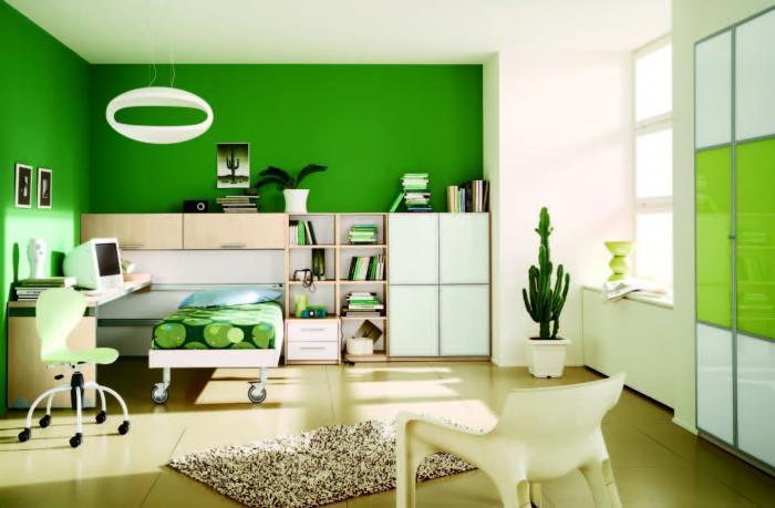 Обои зеленые фото
