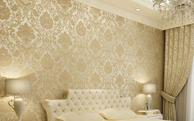 Примеры интерьера спальни в классическом стиле фото