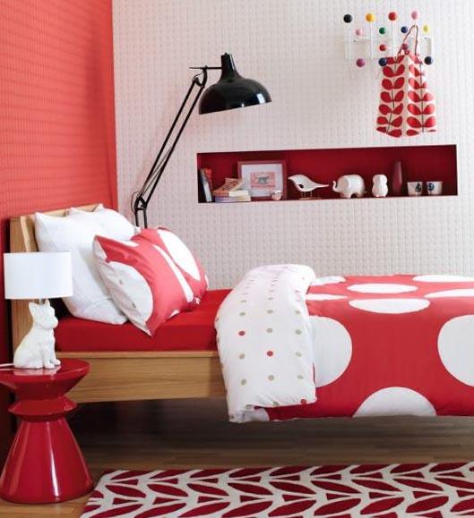 Фото интерьера спальни 4