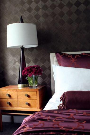 Фото интерьера спальни 5