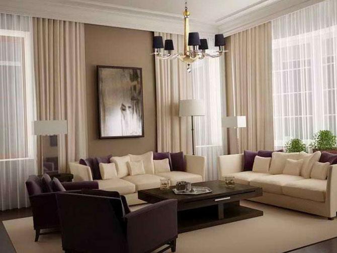 Интерьер гостиной - фото 3