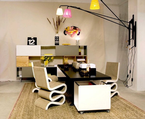 Офисная мебель (эклектика) – 1