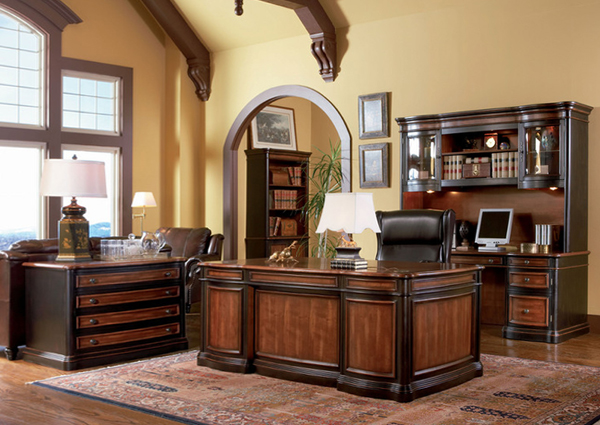 Офисная мебель (классика) – 4