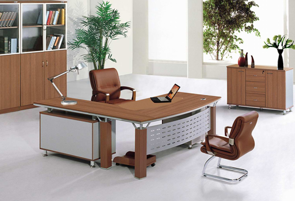 Office furniture (manager's desk) - 5