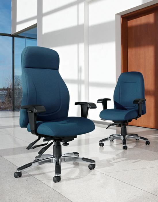 Мебель для офиса (офисные кресла) – 4