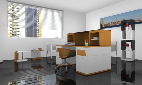 Офисная мебель (минимализм) – 2