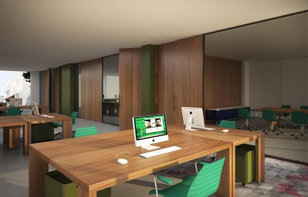 Офисная мебель (минимализм) – 4