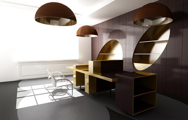 Офисная мебель (модерн) – 1