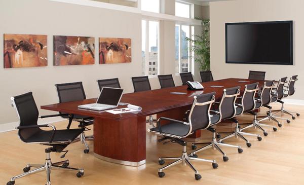 Офисная мебель (переговорный стол) – 1