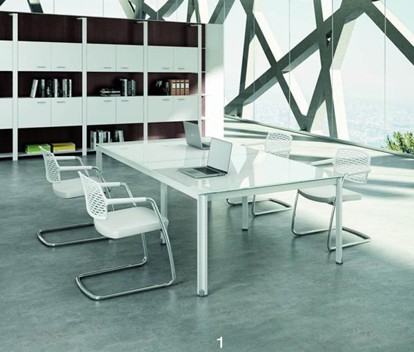 Офисная мебель (переговорный стол) – 4