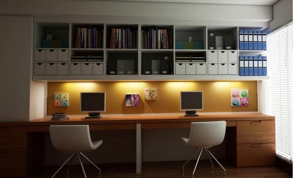 Офисная мебель (стол для персонала) – 1