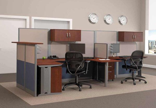 Офисная мебель (стол для персонала) – 3