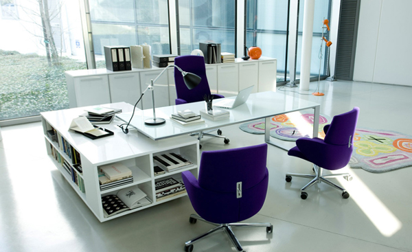 Офисная мебель (стол для персонала) – 4
