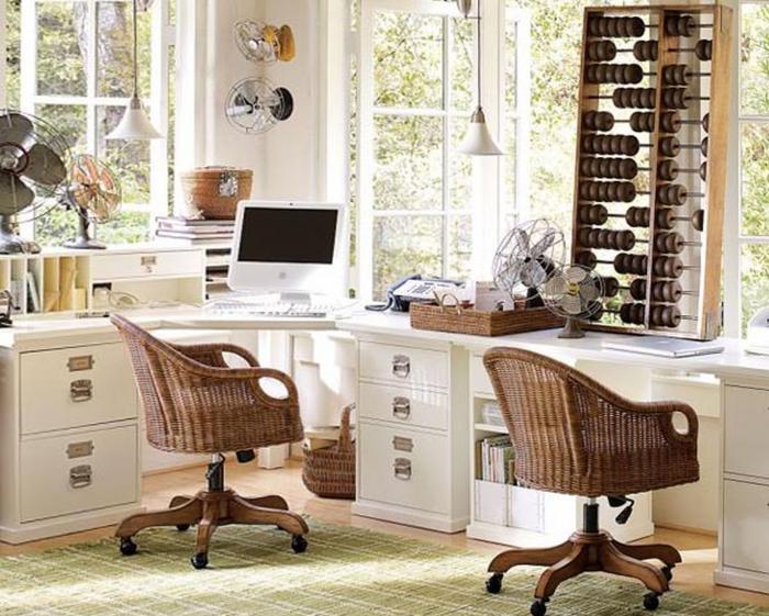 Варианты исполнения письменного стола 9