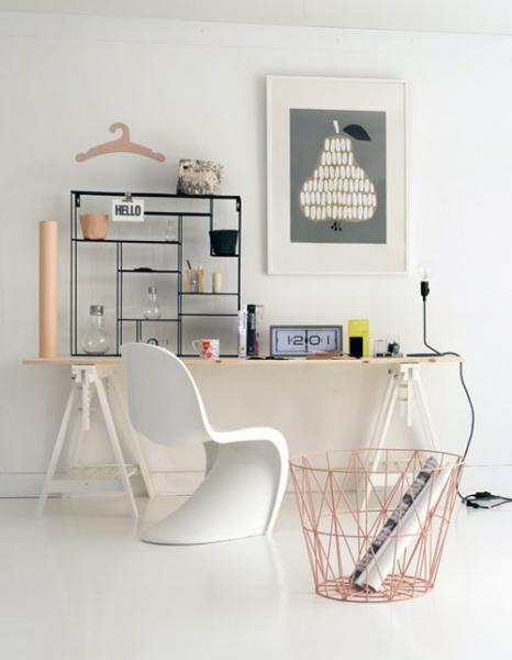 Варианты исполнения письменного стола 13