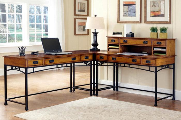Выбираем материал для письменного стола 2