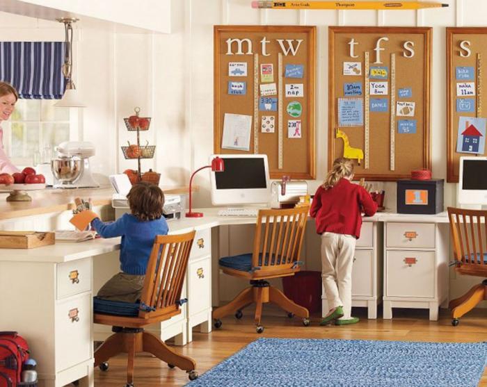 Выбор стола для двоих детей 4