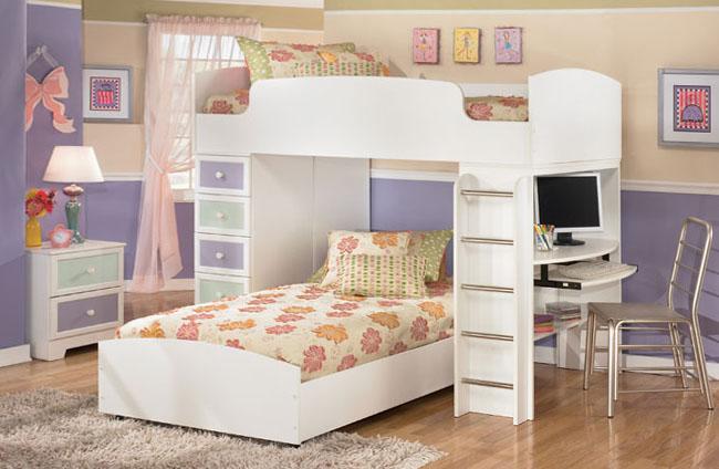 Кровать-чердак 6