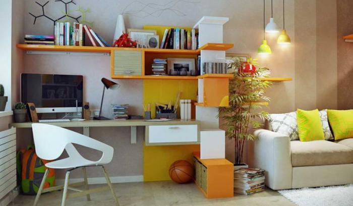 Письменный стол для школьника размеры