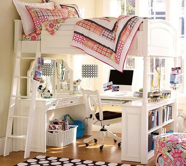 Кровать-чердак 7