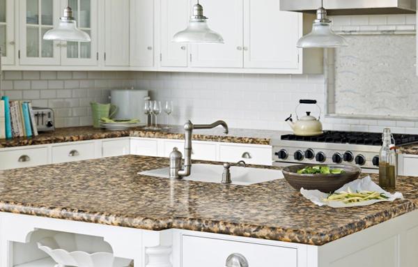 Плитка в интерьере кухни - 5