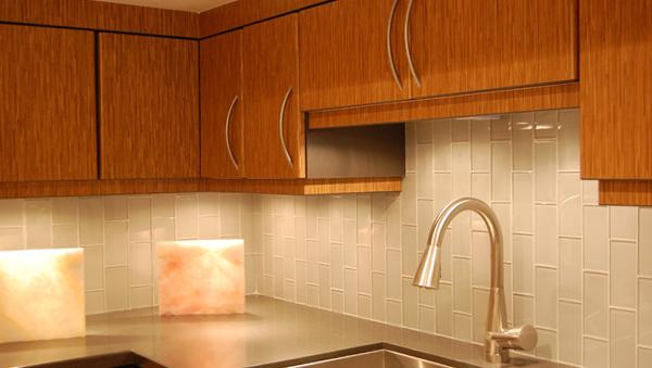 Плитка в интерьере кухни (своими руками) - 5