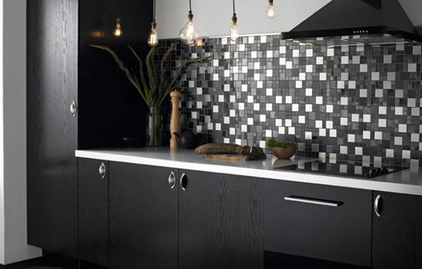 Плитка в интерьере кухни (своими руками) - 6