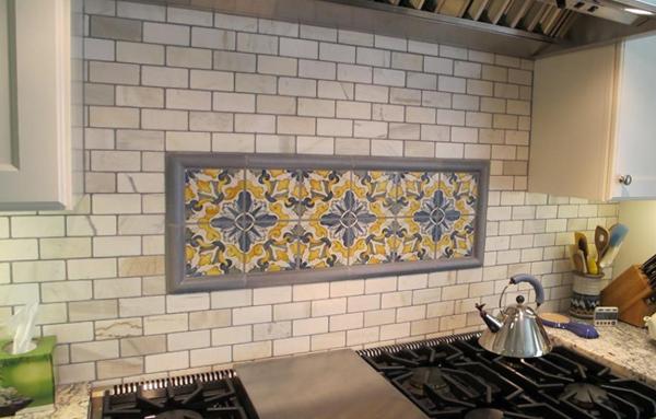 Плитка для кухни (своими руками) – 1