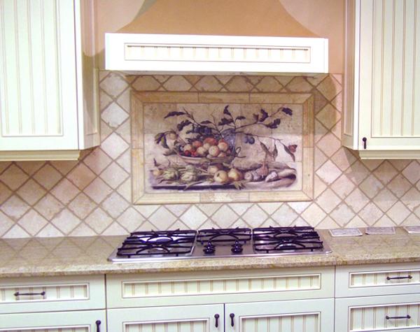 Плитка для кухни (диагональная укладка) – 3