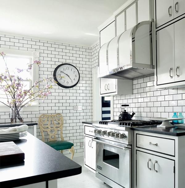Плитка для кухни (кирпичная укладка) – 2