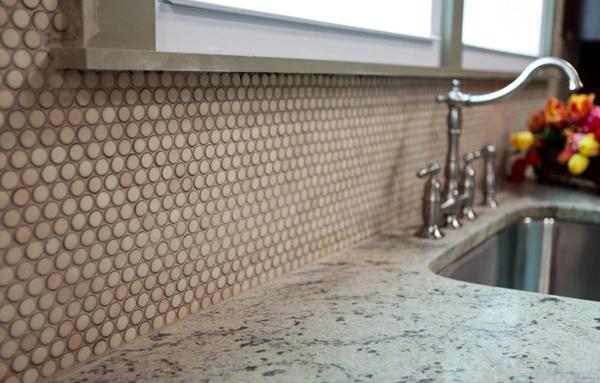 Плитка для кухни (мозаичная укладка) – 1