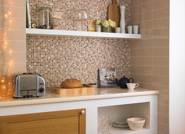 Плитка для кухни (мозаичная укладка) – 4