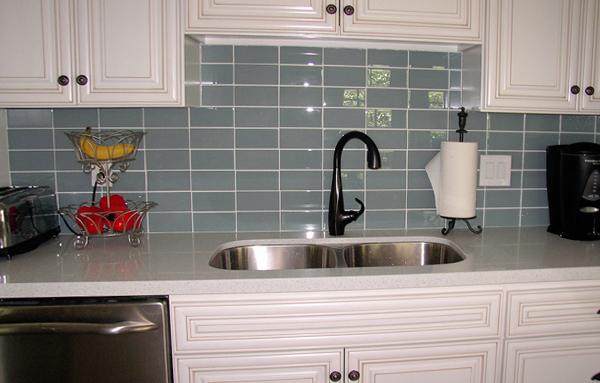 Плитка для кухни (стеклянная) – 2