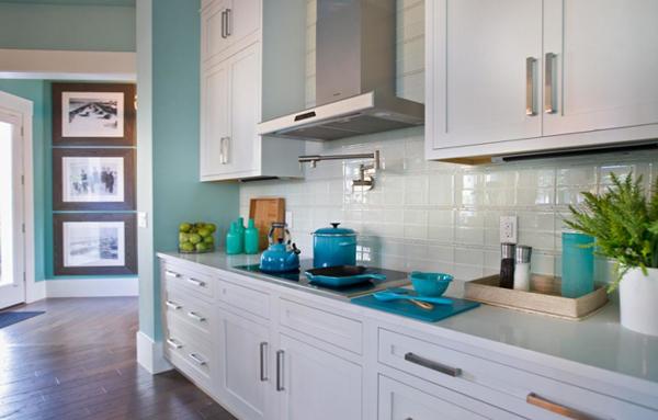 Плитка для кухни (стеклянная) – 4