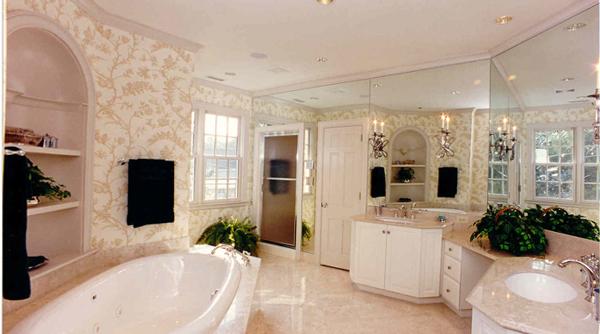 Плитка в ванной - 2