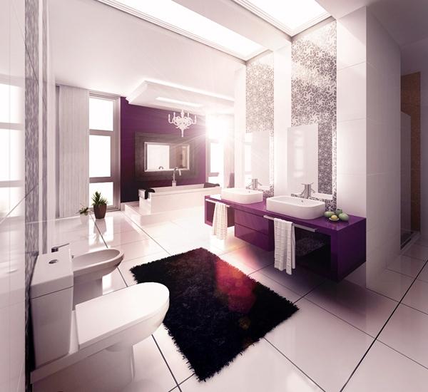 Плитка в ванной - 3