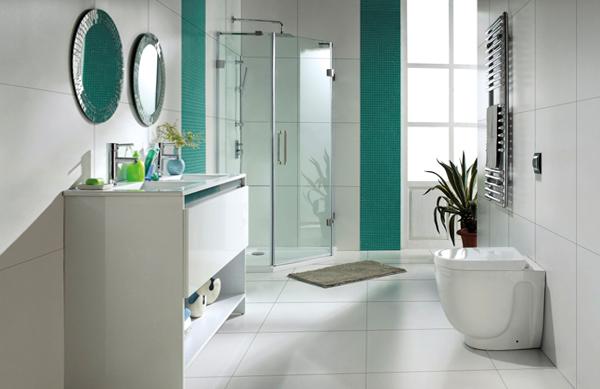 Плитка в ванной - 4