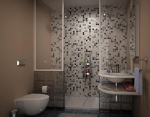 Плитка в ванной - самостоятельная укладка - 2