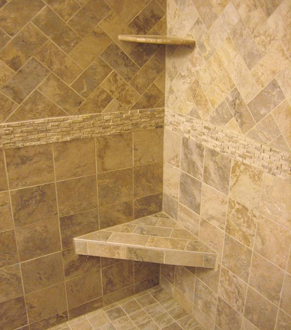 Плитка в ванной - самостоятельная укладка - 3
