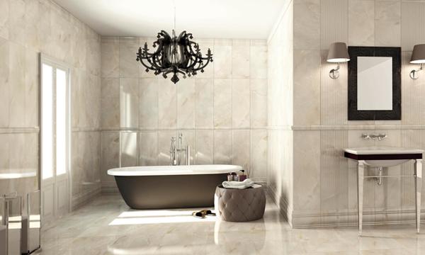 Плитка в ванной - самостоятельная укладка - 4