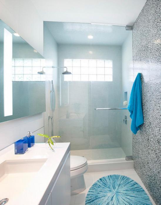 Плитка для маленькой ванной - 2