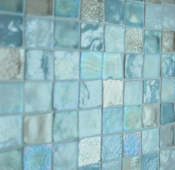 Glass tile - 5