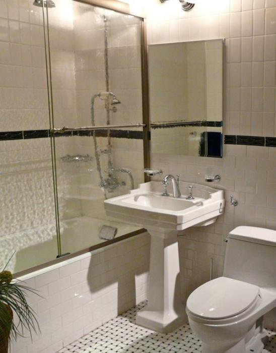 Плитка для ванной в панельном доме - 1