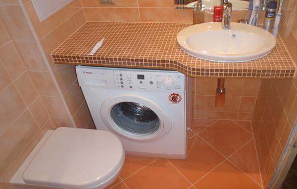 Плитка для ванной в панельном доме - 2