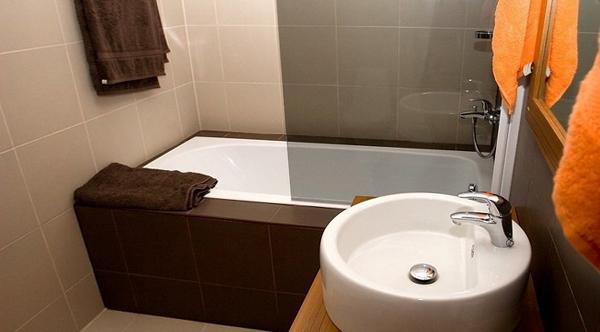 Плитка для ванной в панельном доме - 3
