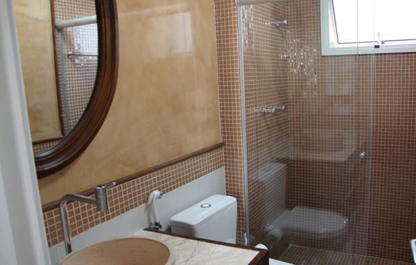 Плитка для ванной в панельном доме - 5
