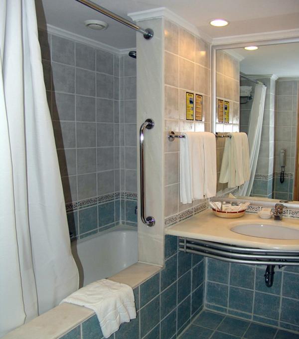 Плитка для ванной в панельном доме - 6